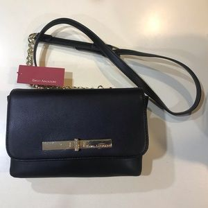 NEW Enzo angiolini crossbody purse. Brand new!